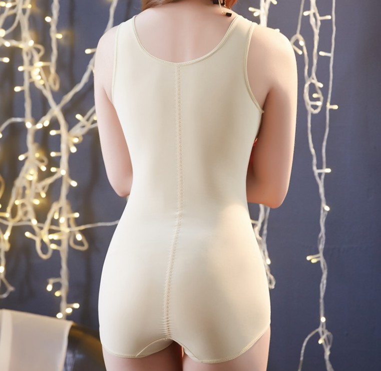 1ba28836a PRAYGER Women Removable Pads Slimming Full Sexy Body Shapers Smooth  Sculpting Bra Up Lifter Bodysuit Control Waist Shaper-in Control Panties  from Underwear ...