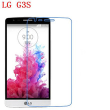3 PCS HD telefone filme PE toque preservar a visão para LG protetor de tela G3S D722U com Limpar