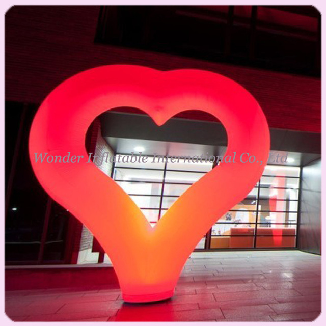 Ordinaire Inflatable Heart ,Inflatable Heart Balloon For Advertising, Giant Inflatable  Red Heart Balloon
