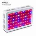 Full Spectrum Led Plant Grow Lamps Double 5W Epistar LED Chip Horticulture Grow Light for Garden Flowering Hydroponics System