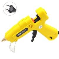 EU Plug 60W 100W Hot Melt Glue Gun Professional High Temp Heater Hot Glue Gun Adjust