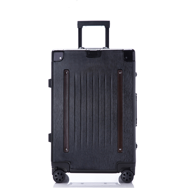 Best Spinner Luggage Bag Trolley Case Travel Valise Rolling Wheel Suitcase Carry-On Boarding Plane Men Women Trip Journey