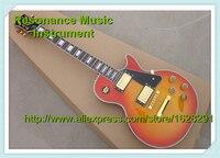 Custom Shop Classic LP Custom Cherry Sunburst Electric Guitar Made In China Guitar Factory