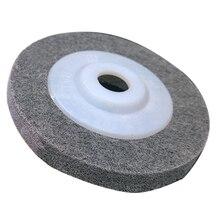 Urijk Polishing Machine Professional nylon wheel fiber non woven polishing film grinding