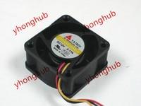 Emacro For Y.S.TECH FD124020HB H DC 12V 0.17A 3 Wire 40x40x20mm Server Cooler Fan