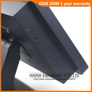 Image 5 - Haina Touch 15 inch Metal Wall Mount and Desktop Touch Screen All In One POS System