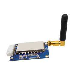 2pcs/lot long distance 4~5Km radio module LoRa data transceiver Lora611PRO with TTL /RS232 / RS485 and AES encryption MESH