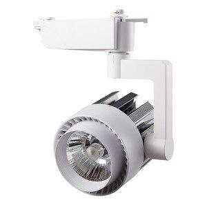 Image 1 - Foco LED de aluminio para iluminación de interiores, 20W y 30W, AC220V, para tienda exclusiva de ropa, 4 unidades por lote