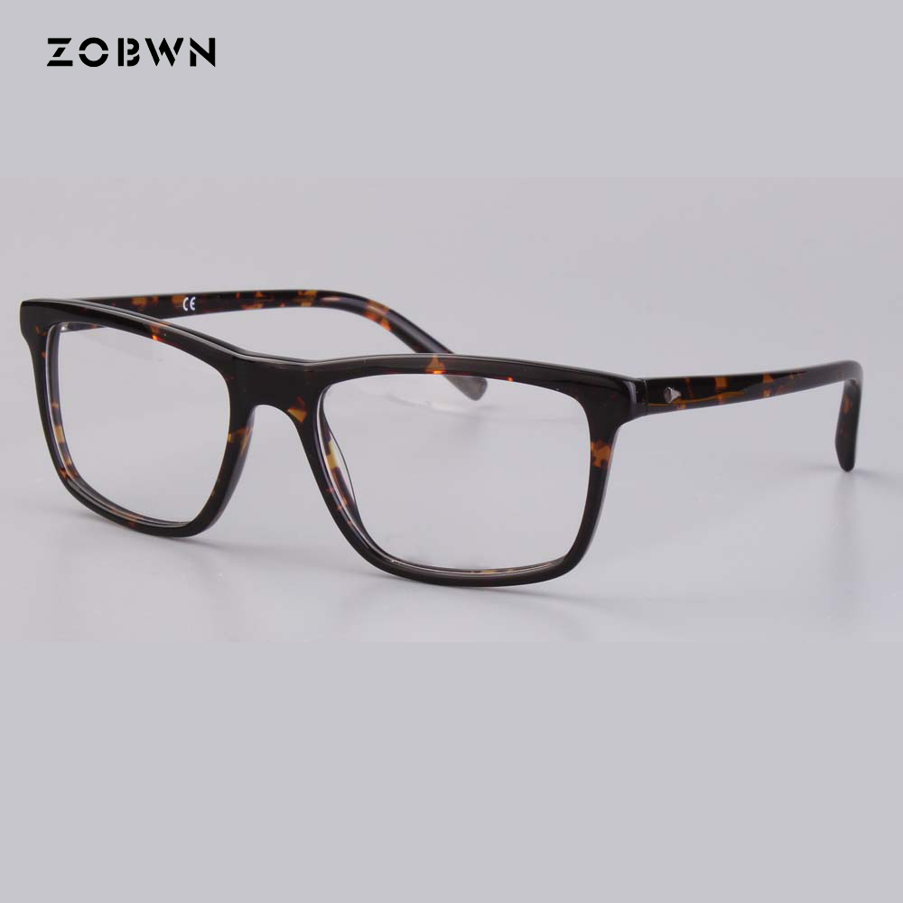 ad8c6668b6d90c Top vente Haute qualité Homme Business Lunettes Optique Lunettes oculos de grau  masculino pour myopie lunettes ...