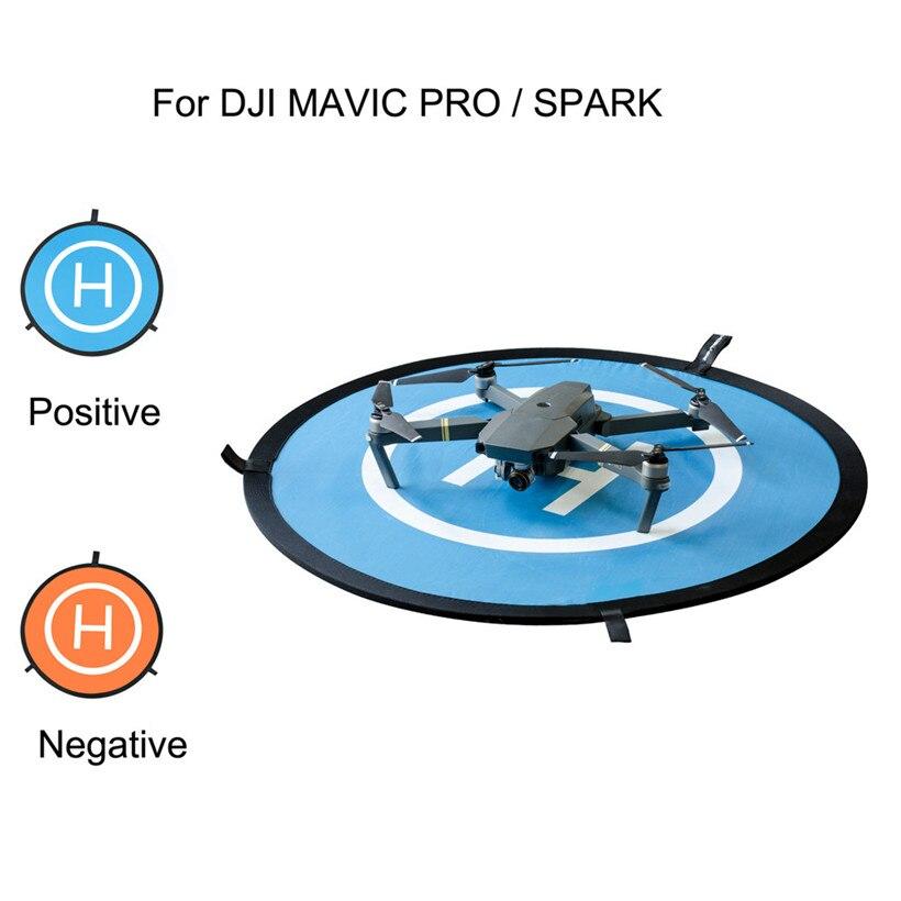 New 55CM Parking Fast-fold Landing Pad Apron for DJI MAVIC PRO SPARK Drone drop shipping 0617
