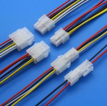 1 set 30cm Wire Length 18AWG 2-18 Pin Pitch Male Female Plug Socket JST 4.2mm 5557/5559 Wire Cable Connector image