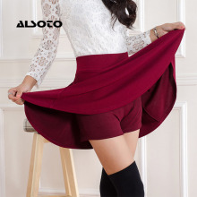 Юбка женская пикантные Для женщин Летняя юбка женские Модные женские корейские Юбки Мини Короткие приталенное Высокая Талия Жен