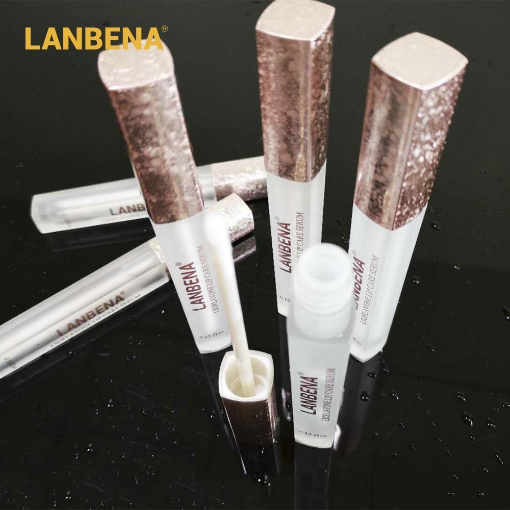 Lip Plumper Collagen Lip Care Serum Lipgloss Isoflavone Gloss Reduce Fine Lines Lips Moisturizing And Plumping Lipstick Enhancer 3