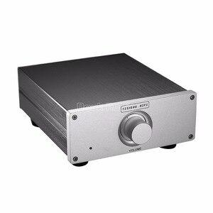 Image 2 - 2020 Neueste Nobsound Hohe Genauigkeit Relais Volumen Controller Ausgewogene Potentiometer Passive Preamp XLR Volumen Control 0.1%