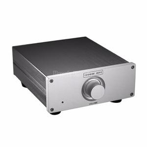 Image 2 - 2020 dernier régulateur de Volume relais haute précision Nobsound potentiomètre équilibré préampli passif XLR contrôle du Volume 0.1%