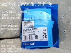 Image 2 - E3FA DN11/dn12/dn13/dp12/dp13/E3FA RN11/tn11/tp11 omron 광전 센서 100% 신규 오리지널