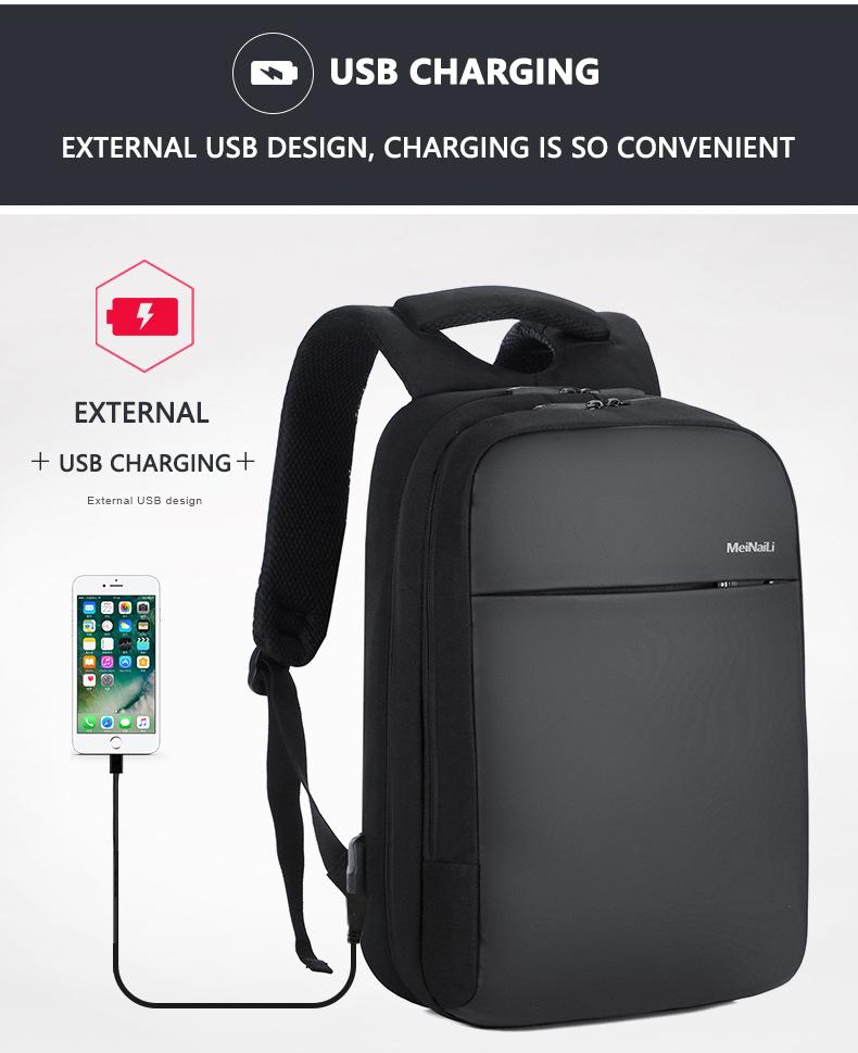 HTB1Yu.PXUvrK1RjSszfq6xJNVXau - Mens 15.6 inch Laptop Business Backpacks Waterproof Male Travel