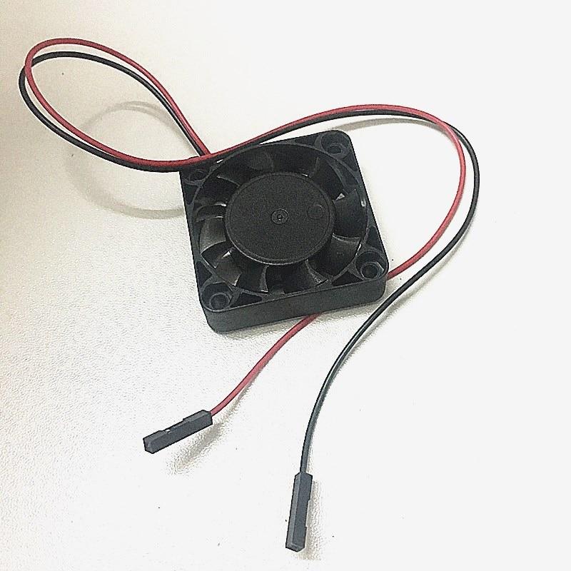 Nouveau DC5V 12 V 24 V 40mm 4 cm 40x40x10mm refroidisseur de processeur d'ordinateur ventilateur de refroidissement avec ligne Dupont 1 p-1 p