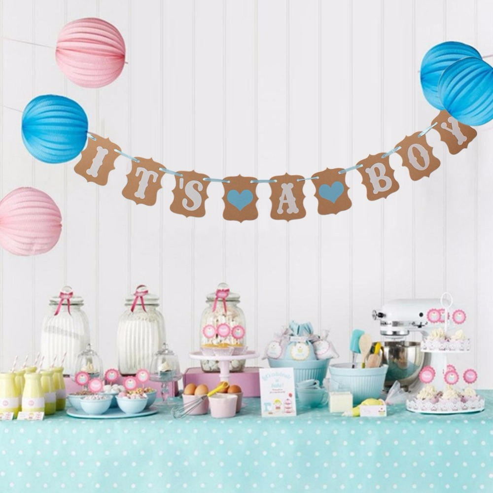 Birthday room decoration for baby image inspiration of for Baby decoration party