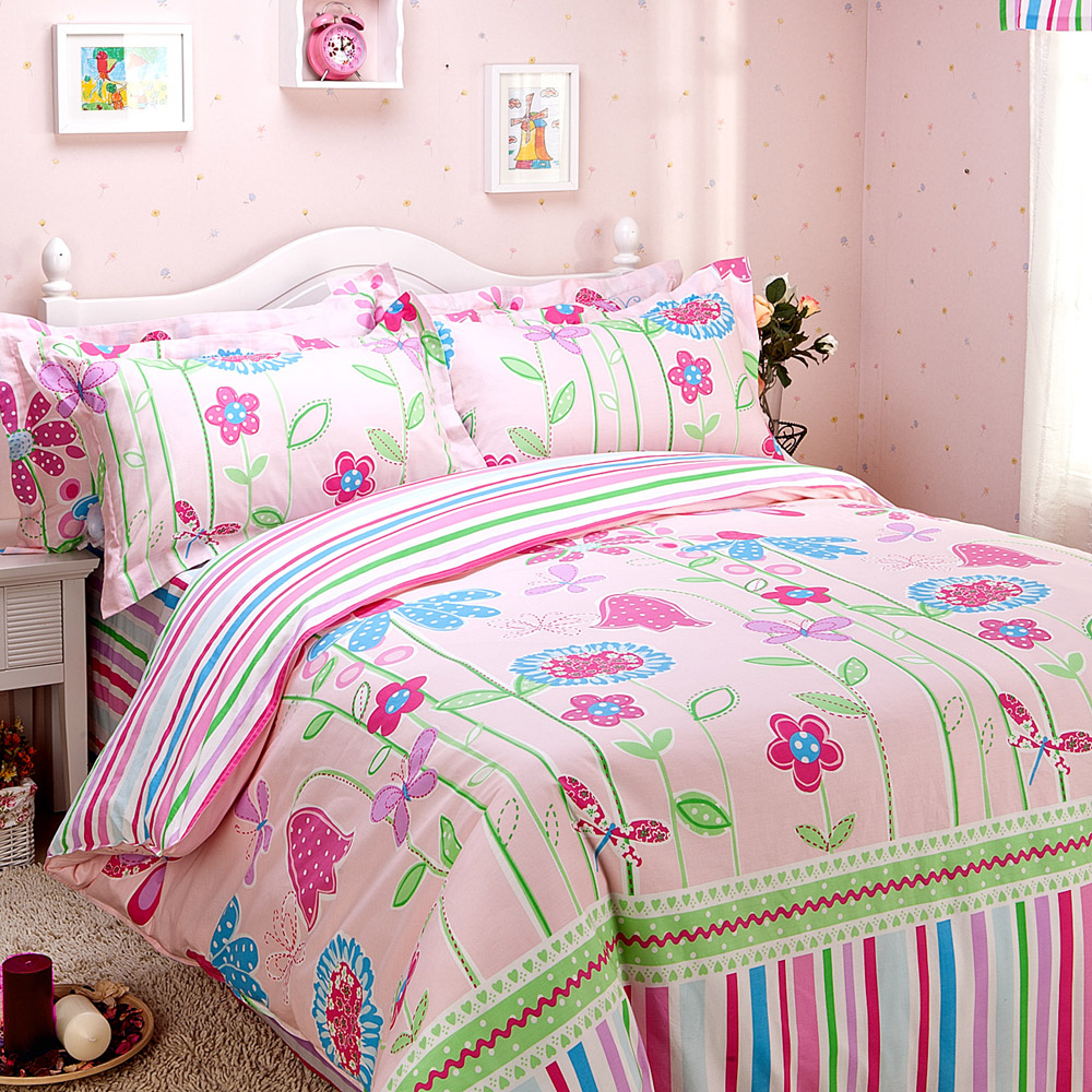 Baby just for kids 100% cotton child bedding piece set ...