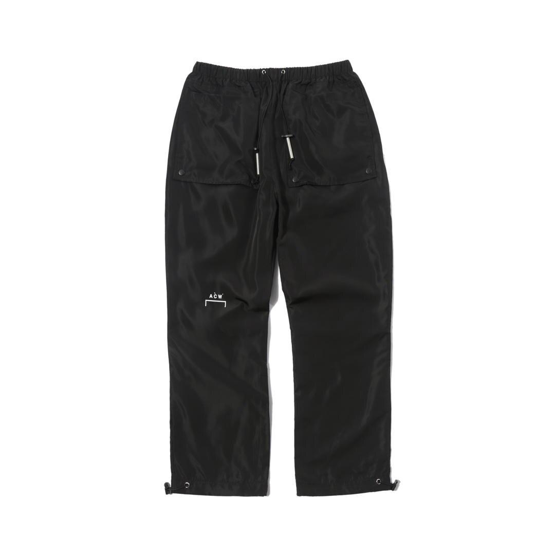 A-COLD-WALL ACW 1:1 pantalons broches hommes Streetwear Harajuku 2019ss Joggers rétrécissement gratuit Heron Preston un pantalon mur froid