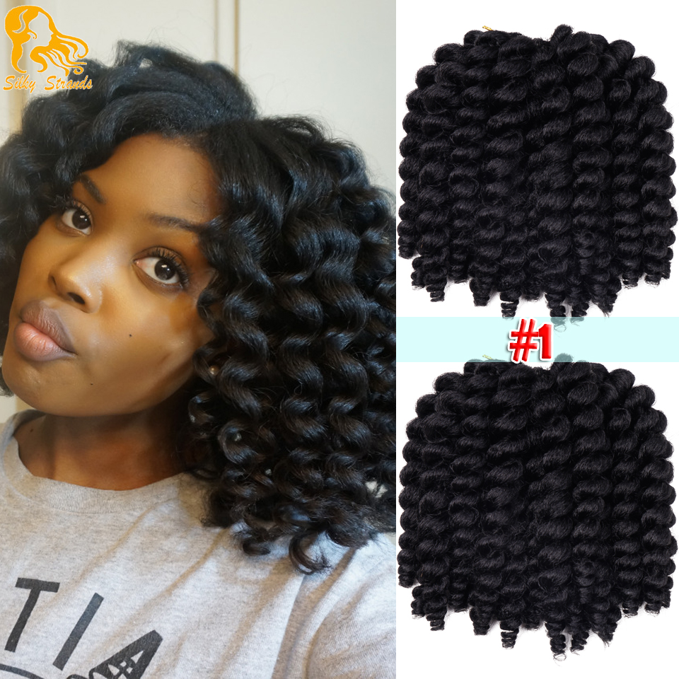 Jamaican Twists Hairstyles: 22roots Bulk Bounce Jamaican Twist Afro Fluffy Wand Curls