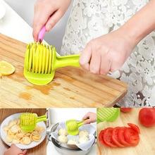 Многофункциональное устройство резки овощей, кухонные гаджеты, инструменты для приготовления фруктов, аксессуары, пластиковые зажимы