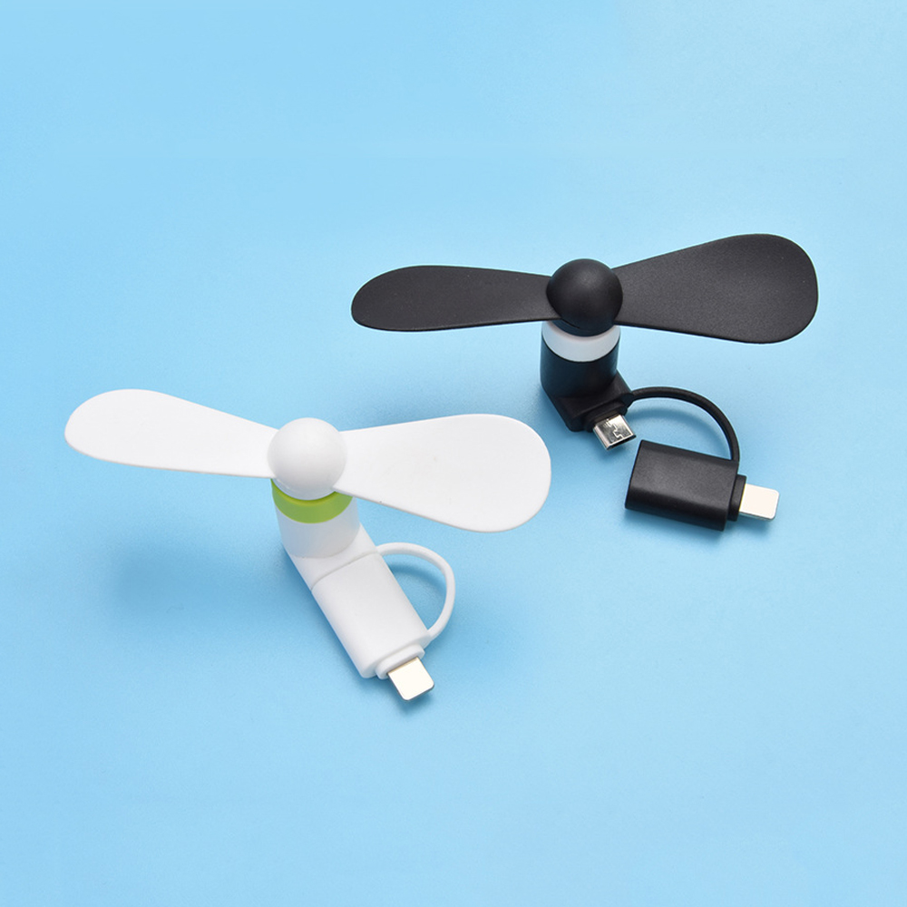 Image 3 - Portable 5V Mini USB Fans Cooler Hand Phone Cooling Fan For Samsung Xiaomi Android Smart Phone For IPhone 5 6 6s 7 Plus-in Fans from Consumer Electronics