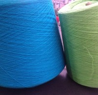 100 Cotton Yarn For Sewing Weaving Knitting Or Clothes Thread 20s 2 In Colour Combed Yarns