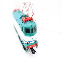 architecture new model ho train layout 1/87 electric locomotive simulation tram