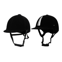 Horse Riding Safety Hat Equestrian Sport Adjustable Schooling Helmets for Mens Womens Youth Girls Boys