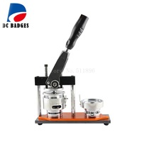 58mm Metal Badge Press Machine Button Making Machine