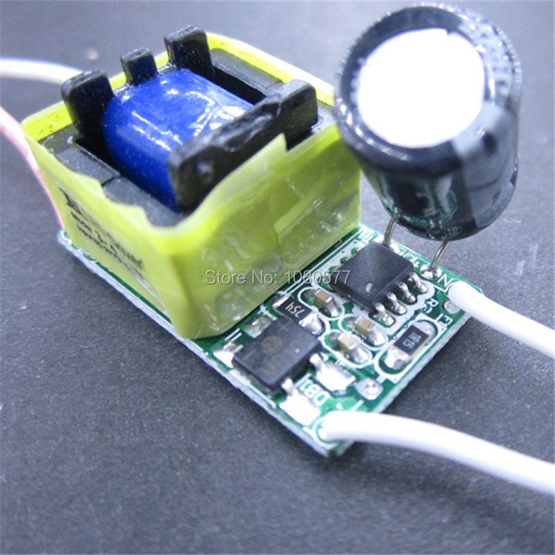 10pcs 3-4x3w izolyasiya LED sürücüsü AC85-277V DC9-14V, 3x3w 4x3w - İşıqlandırma aksesuarları - Fotoqrafiya 4