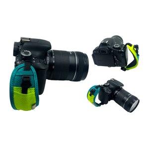 Image 3 - Máy Ảnh DSLR Tay Strap Máy Ảnh Hand Grip Wrist Strap cho Nikon D7100 D5500 D5300 D3300 D610 cho Canon 550D 1100D Sony