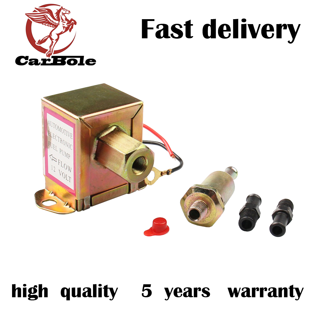 Carbole 12v 95lph 4 6 Psi Universal Electric Fuel Pump Facet Style Xm 3000 Scooter Wiring Diagram Petrol Diesel Ethanol Laboratory Auto Pumpt