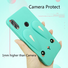 Shockproof Phone case for Huawei Honor 8X fashion plain silicone Dirt resistant AntiknocK for Honor 8X max phone bag back cover