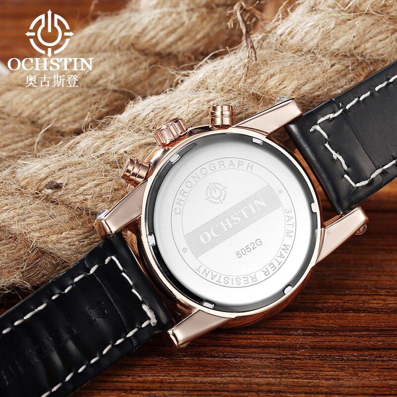 Լավագույն շքեղ ապրանքանիշ OCHSTIN - Տղամարդկանց ժամացույցներ - Լուսանկար 6