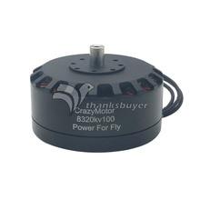 CrazyMotor 8320 Brushless Motor 100KV for Plant Protection font b Drone b font Quadcopter