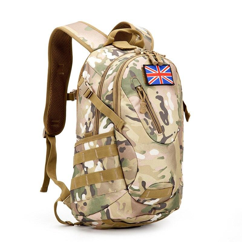 Sacs à dos professionnels en plein air hommes femmes sacs à dos militaires militaires multifonctions Camouflage voyage Camping randonnée sacs DSB53 - 6