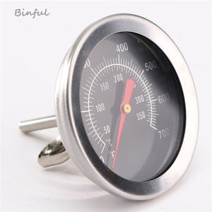 Probe Bbq-Accessories Grill Temperature-Gauge Meat-Thermometer Kitchen-Tools Cooking-Food