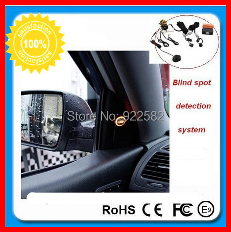 Лучшая система обнаружения слепых пятен Легкая смена полосы больше безопасности уменьшить нет зоны автомобиля слепых пятен система, водит...