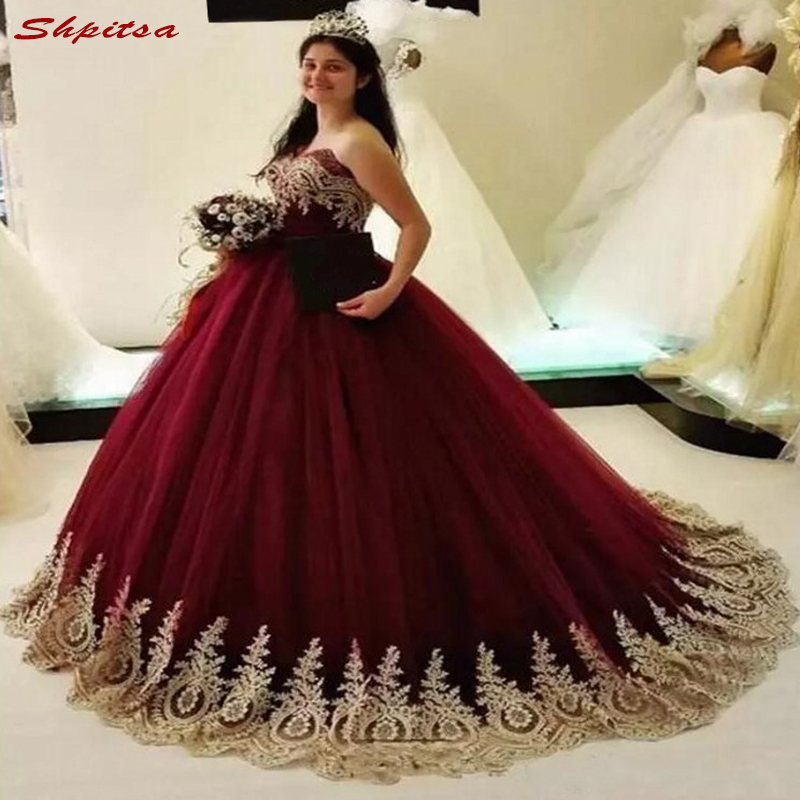 Burgundy Mother Of The Bride Dresses For Weddings Lace Tulle Evening Groom Godmother Quinceanera Dresses
