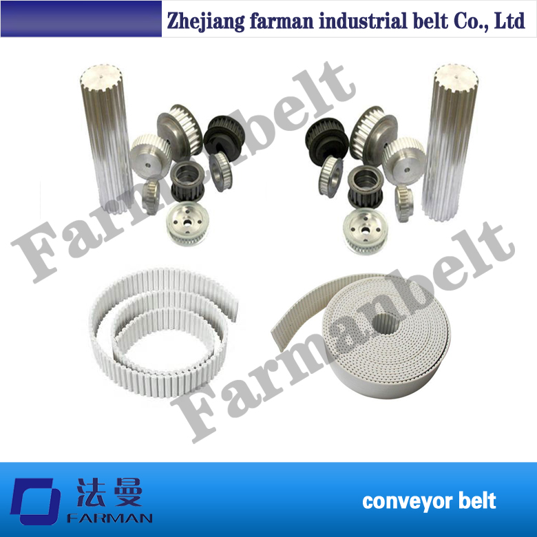 Steel/kevlar Cord Open Ended Pu Timing Belt From China Manufacturer t10 steel cord pu timing belt