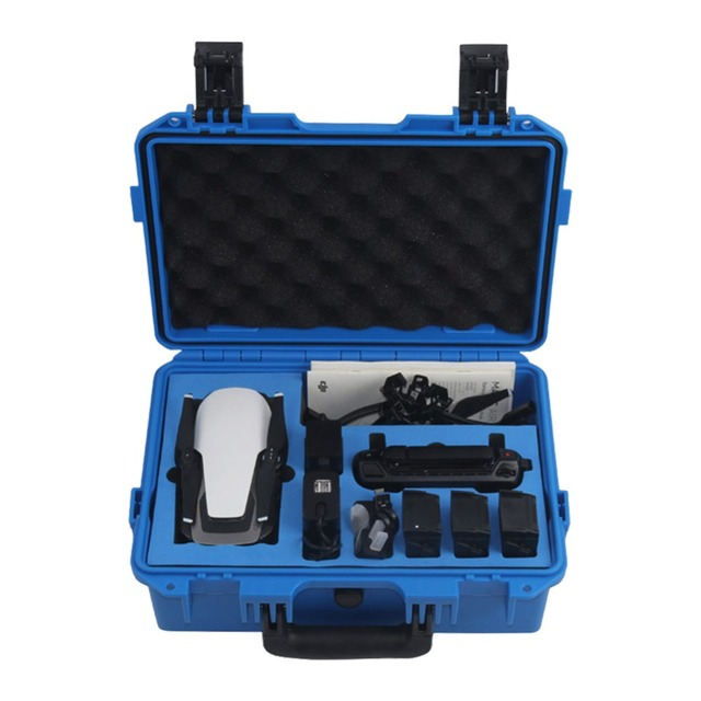 Handy Protective Waterproof Plastic Drone Storage Case