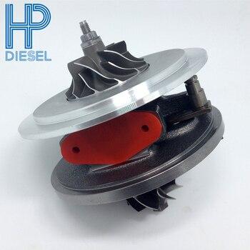Nouveau kit de réparation turbo équilibré 100% CHRA GT1749V 708639 708639-4 708639-5 noyau de turbine pour Renault Laguna II 1.9 dCi