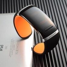 นาฬิกาH Eart Rate Monitorระยะไกลบลูทูธสมาร์ทวงสร้อยข้อมือPedometerออกกำลังกายS MartbandเตือนสำหรับiPhone 5วินาที6ซัมซุงS6 S7