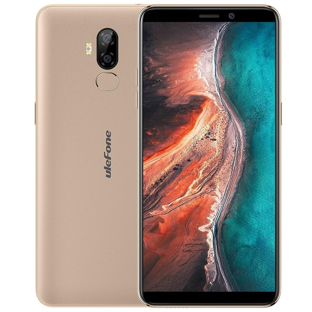 Ulefone P6000 <font><b>Plus</b></font> 4G 9.0 MT6739WW 3GB ROM 13.0MP+5.0MP Mobile