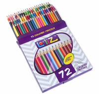 LolliZ 72 Colored Pencils Set With 72 Unique Color Choices