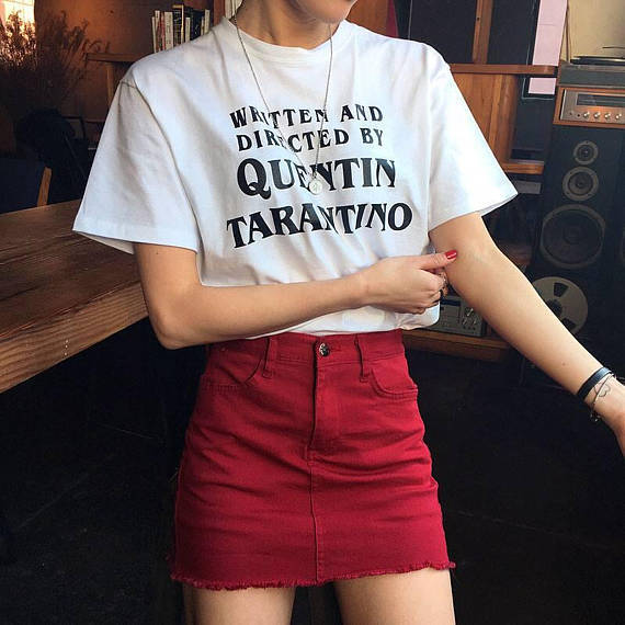 written-and-directed-by-quentin-font-b-tarantino-b-font-letter-women-t-shirts-oversized-graphic-tees-short-sleeves-tops-dropship
