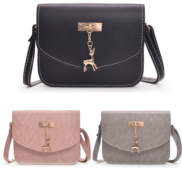 2901258ab0a0 2018 Famous Brand Vintage Designer Women Preppy Style Handbag Shoulder Bag  Casual Tote Ladies Messenger Bag Female Crossbody Bag